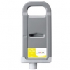 Compatible Canon PFI-704Y Yellow Pigment ink cartridge - 700 mL
