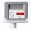 Compatible Canon PFI-301R Red Pigment ink cartridge - 330 mL
