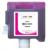 Compatible Canon BCI-1411M Magenta Dye ink cartridge - 330 mL