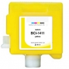 Compatible Canon BCI-1411Y Yellow Dye ink cartridge - 330 mL