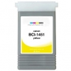 Compatible Canon BCI-1451Y Yellow Pigment ink cartridge - 130 mL