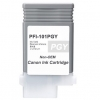 Compatible Canon PFI-101PGY Photo Gray Pigment ink cartridge - 130 mL