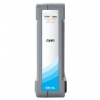 Compatible Seiko Cyan Low Solvent ink cartridge - 500 mL