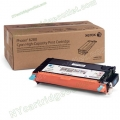 Xerox High Yield 106R01392 Cyan Toner Cartridge for Phaser 6280 (OEM)