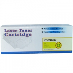 Xerox Phaser 6280 Compatible 106R01394 Yellow Toner Cartridge